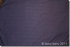 aubergine silber gestreift von links