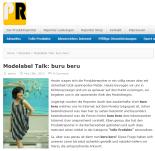 Artikel über buru beru auf Produktreporter.com Blog